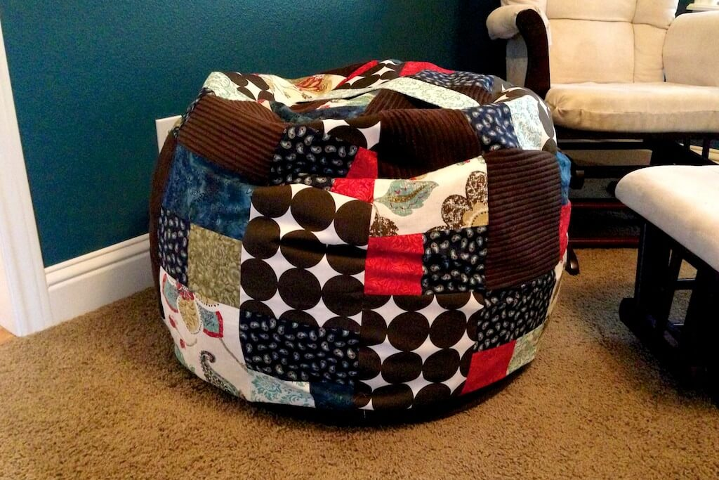 Rollie Pollie Bean Bag Chairs Being Genevieve