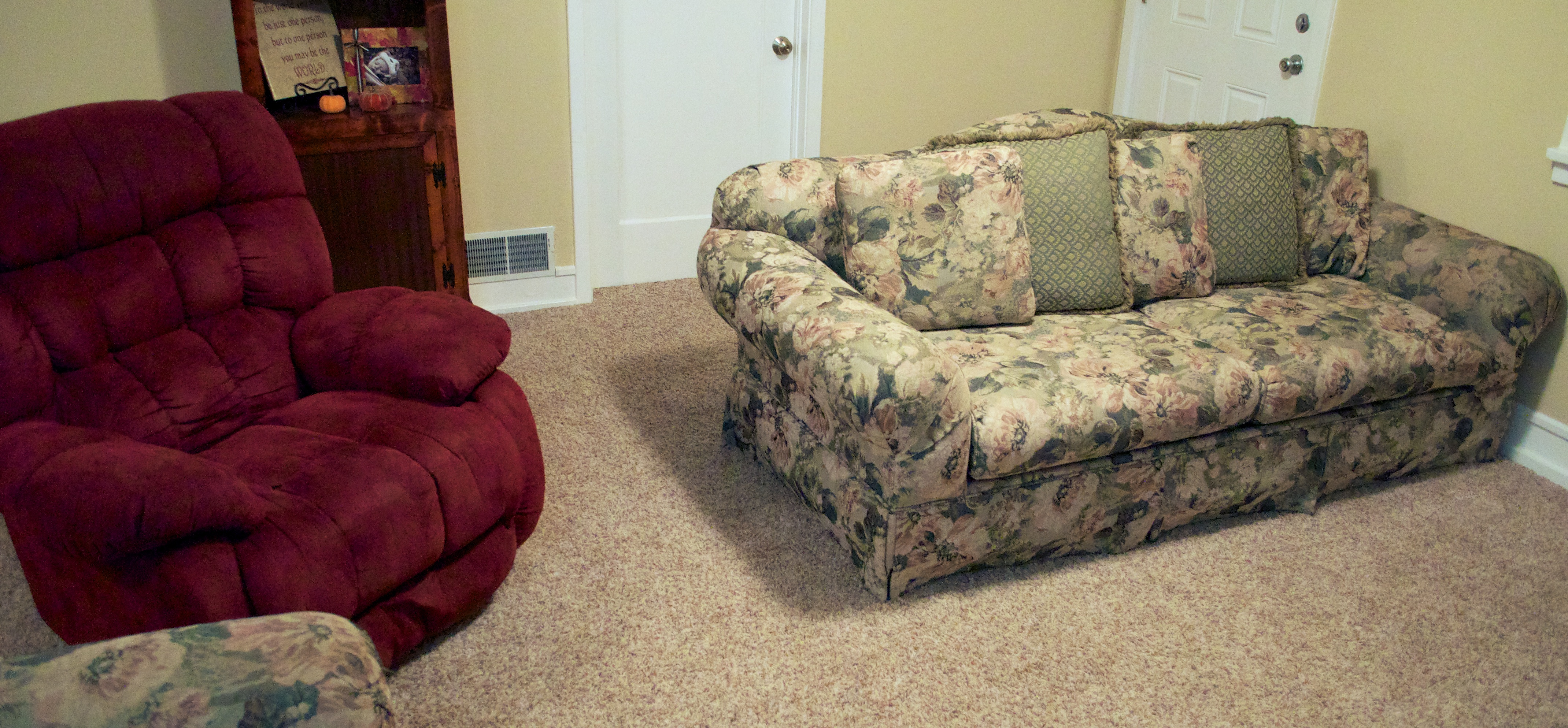Reupholstery Getting Started