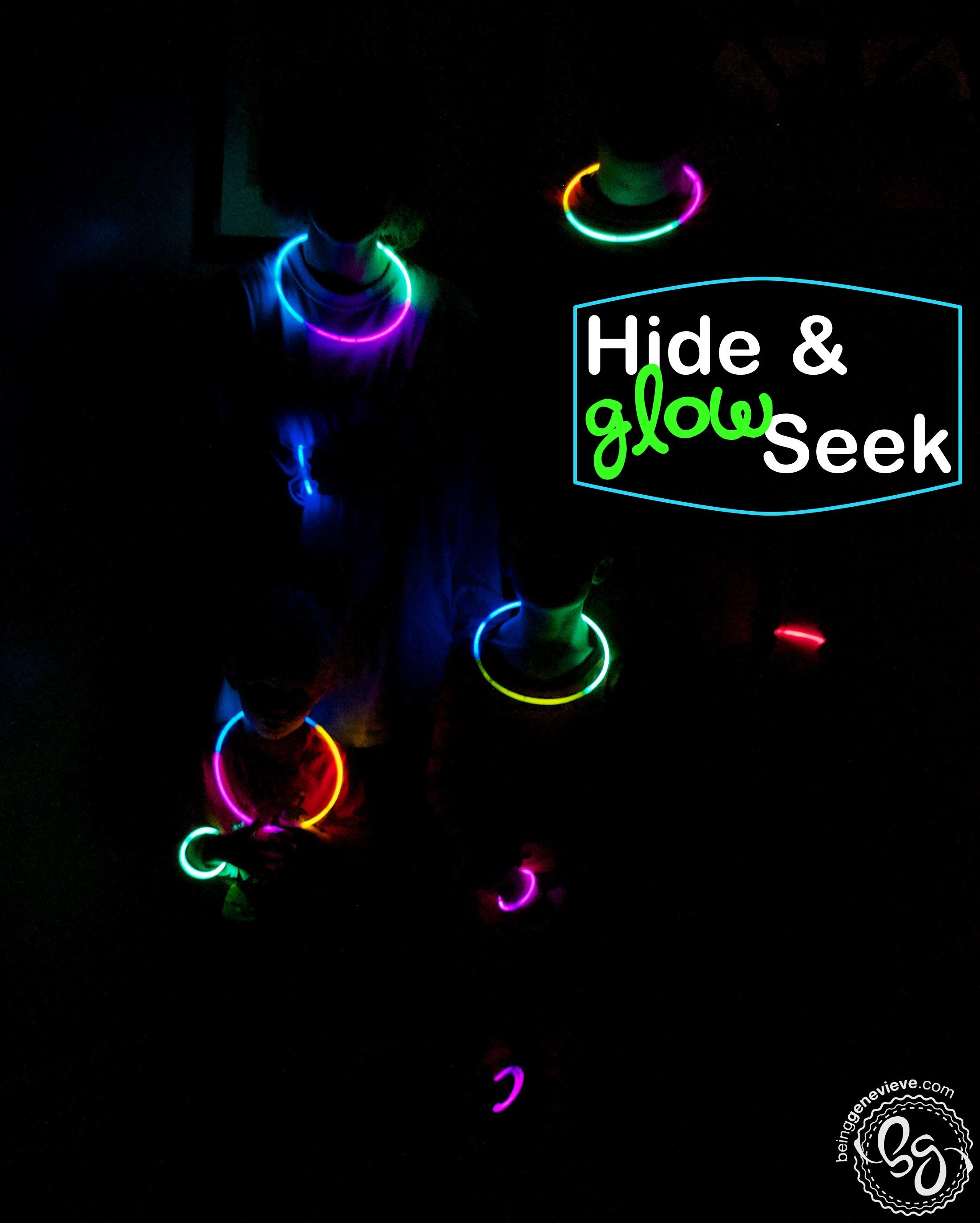 Hide and Glow Seek