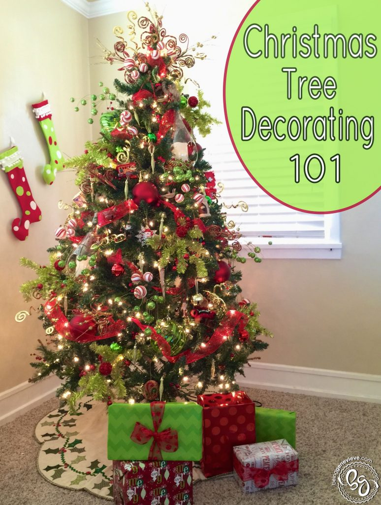 Decorating 101 Impressive With Christmas Tree Decorating 101 | Pictures