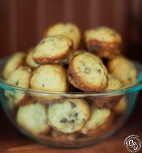 Bonnie's Chocolate Chip Banana Muffins
