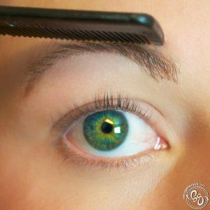 Filling in Eyebrows