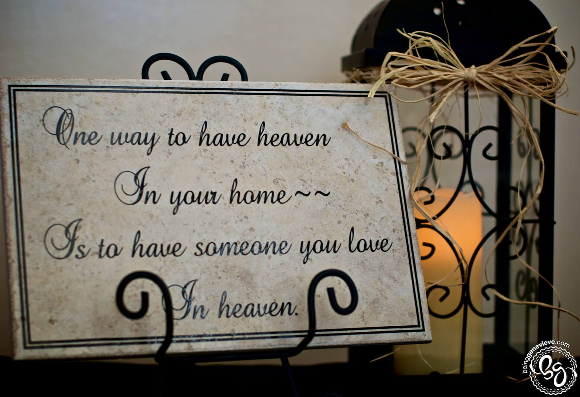 Heaven in Your Home