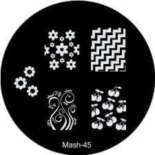 Mash 45 Stamping Plate