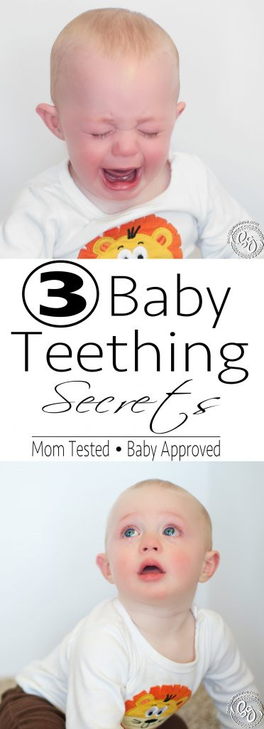 Baby Teething Secrets