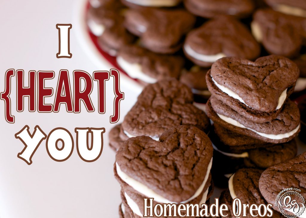 I {Heart} You Oreos