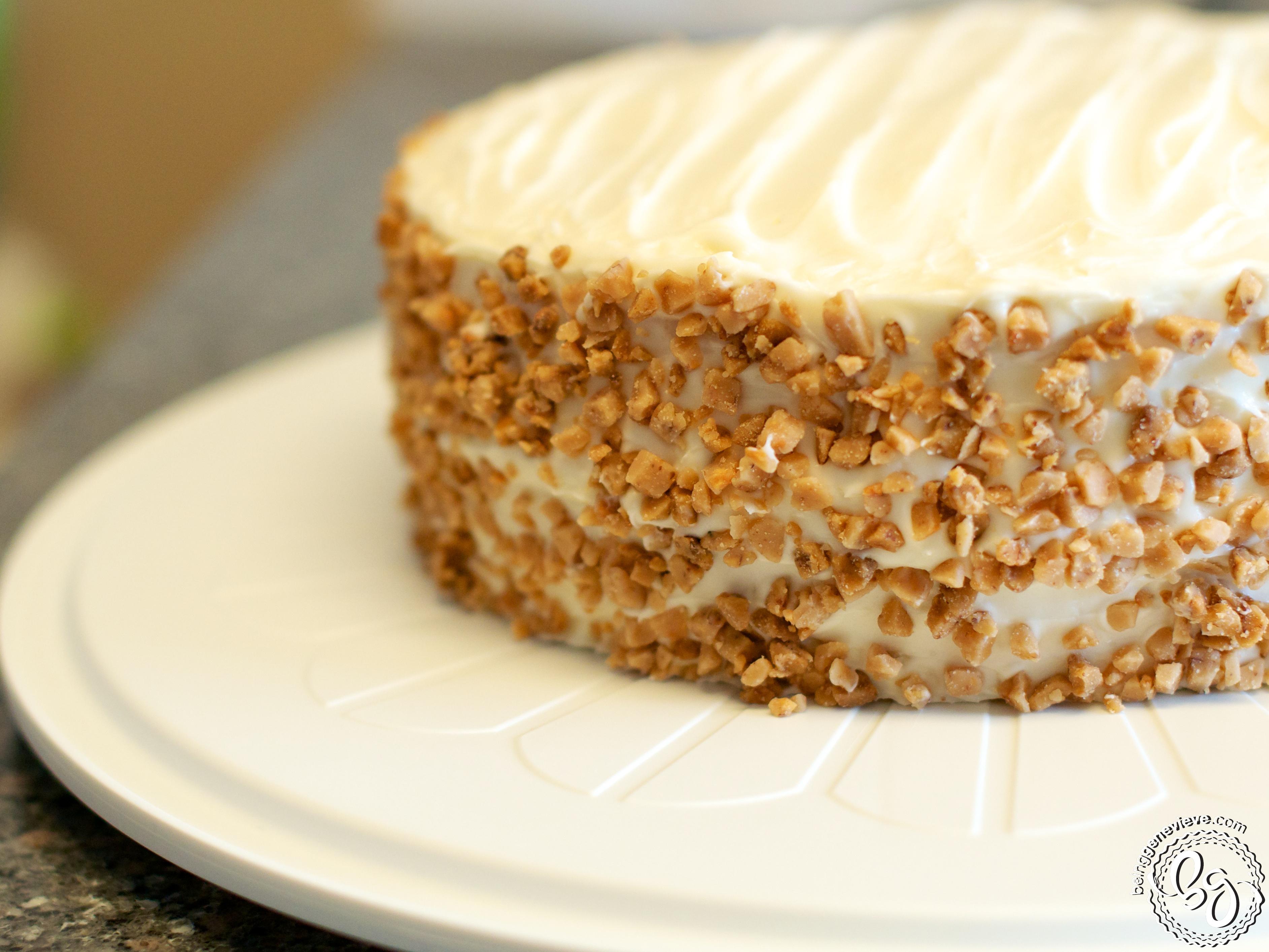 King Arthur Elegant White Cake