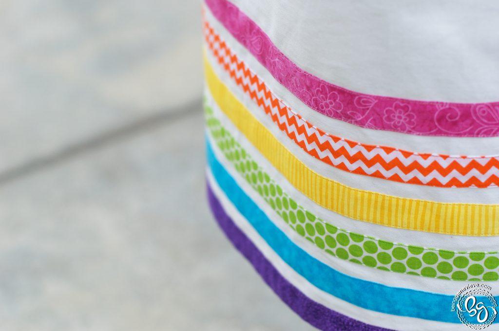 Dash of Color Skirt