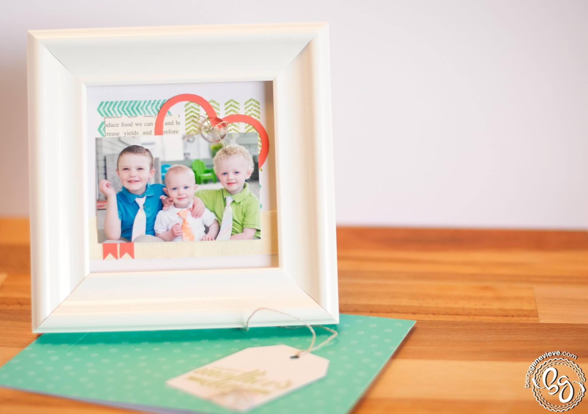 Paper Pumpkin – Mother's Day