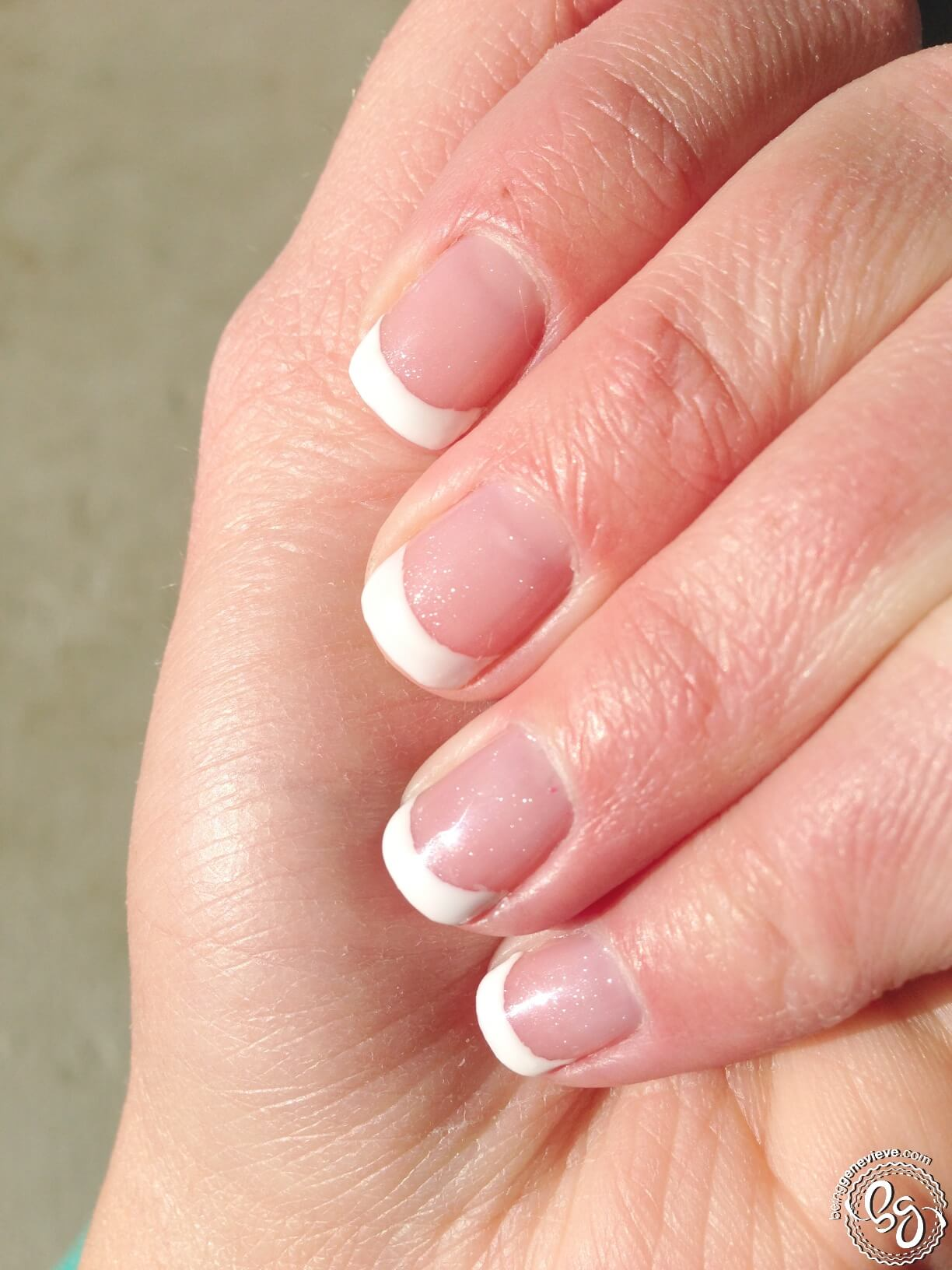 French Tips | Being Genevieve