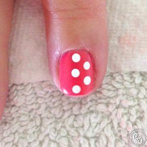 Painting Polka Dots Perfectly