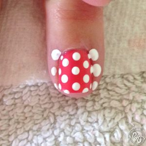 Painting Polka Dots Perfectly