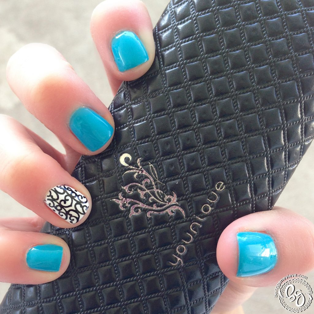 Younique Inspired Nails