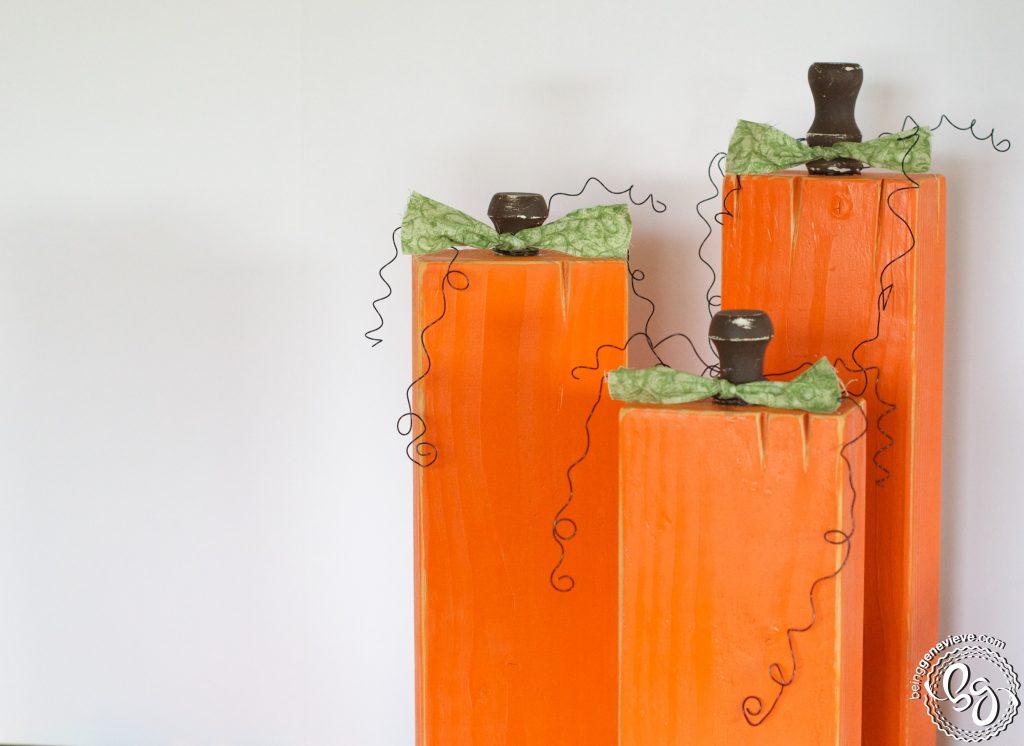 {Front} Porch Pumpkins