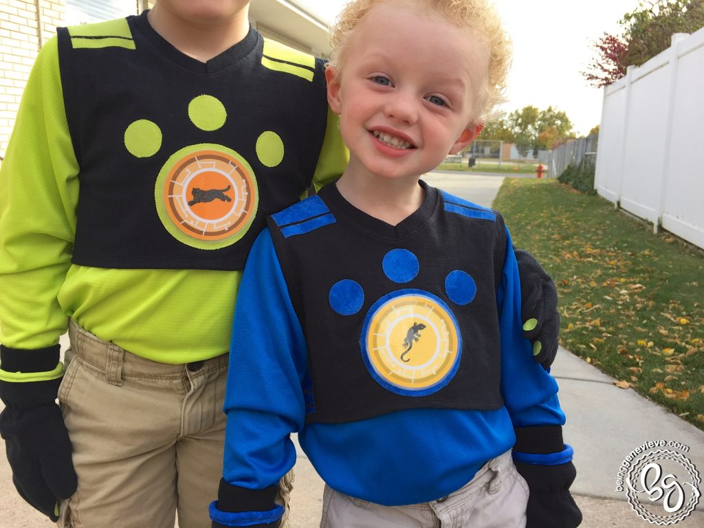 Wild Kratt Creature Power Suits