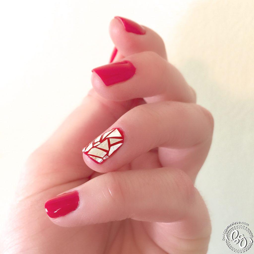 Tin Foil Nails