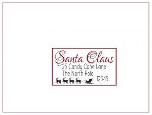 Envelope to Santa