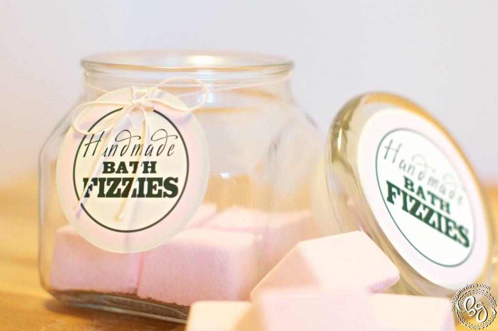 Handmade Bath Fizzies