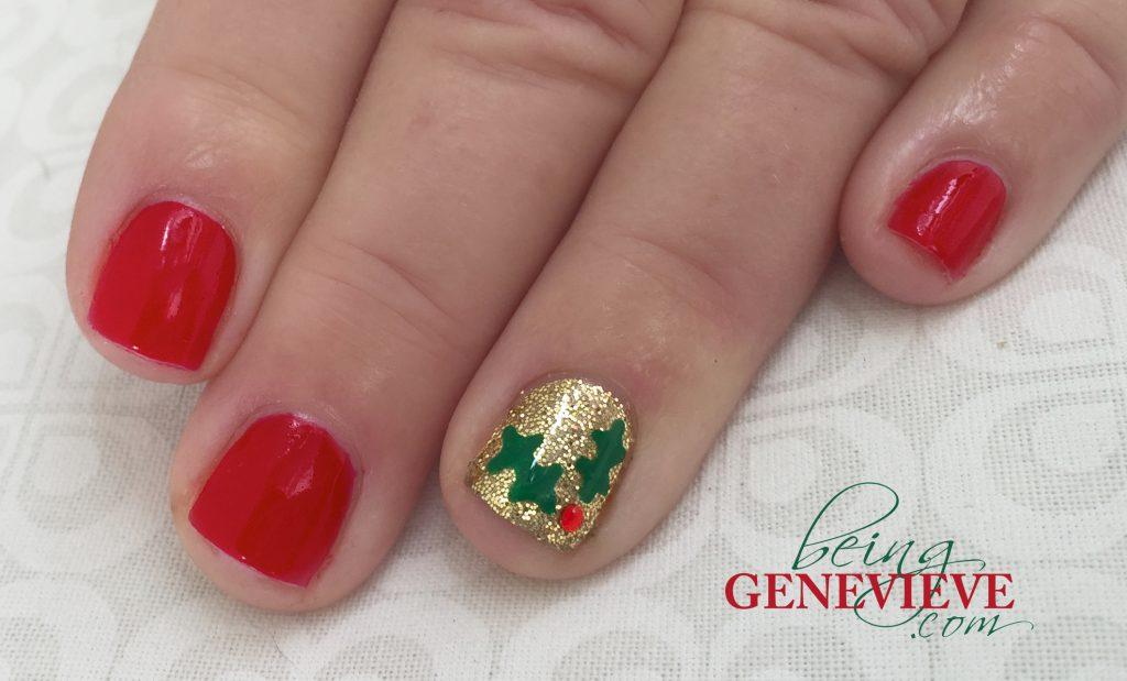Holly Berry Sparkle