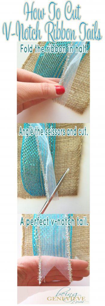 Multiple Ribbon Bow