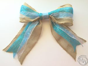 Multiple Ribbon Bow