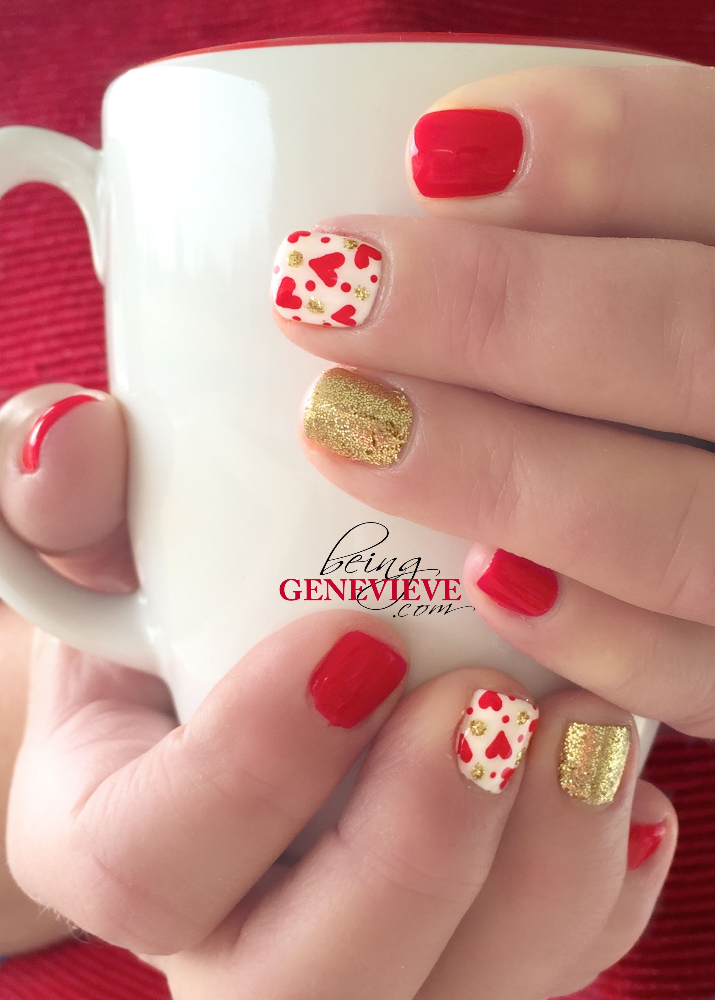 Golden Love | Being Genevieve
