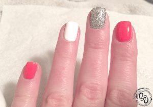 Blogger Nails