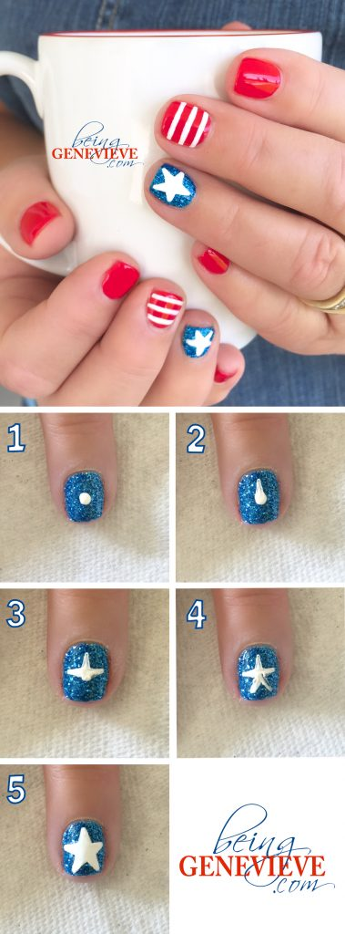 Stars & Stripes Tutorial