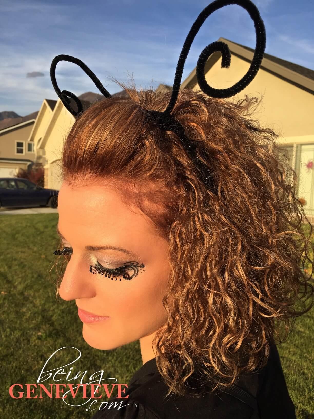 Butterfly Antennae Headband