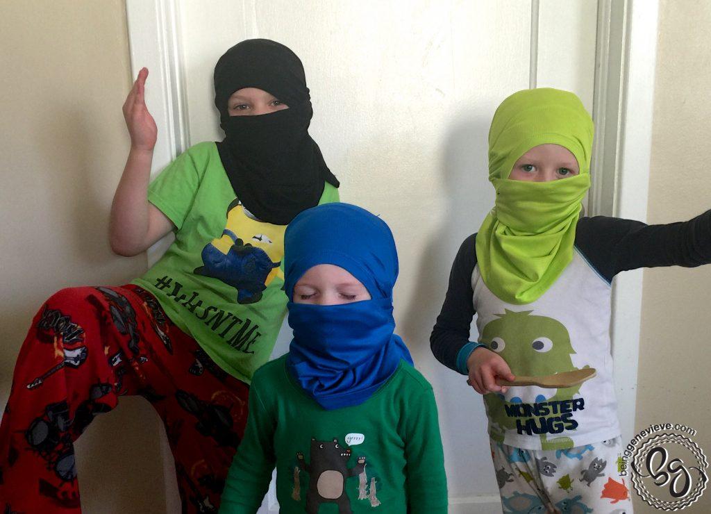 T-shirt Ninja