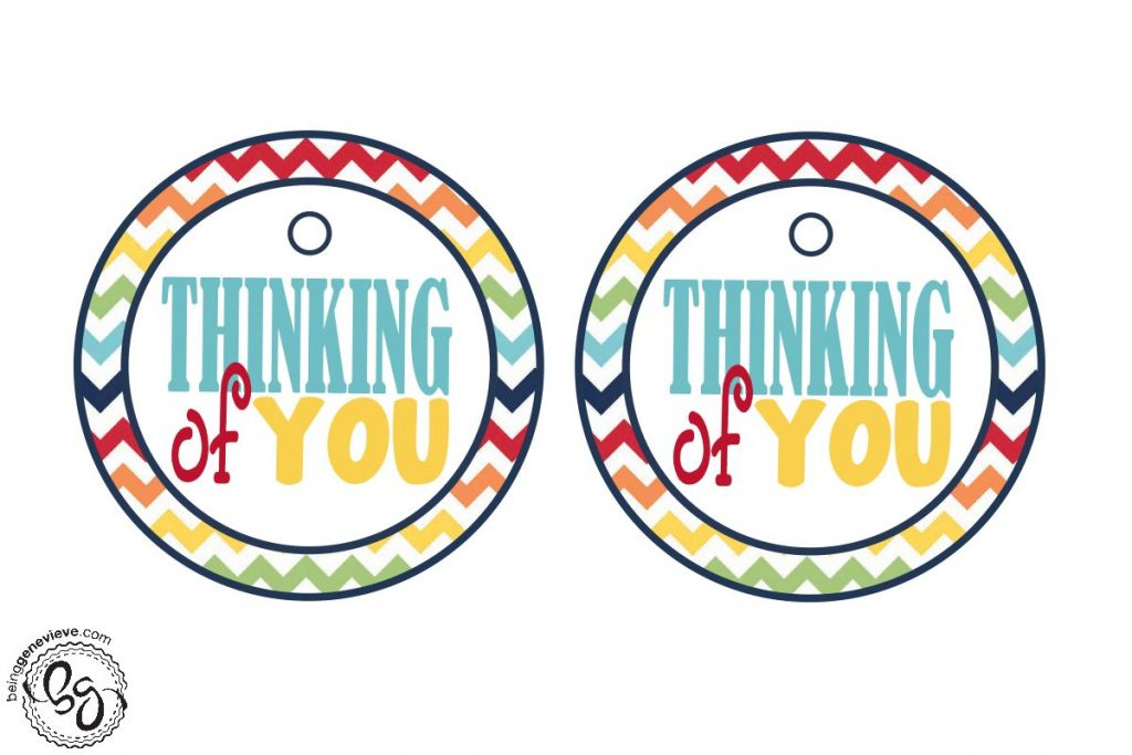 Thinking of You Tags