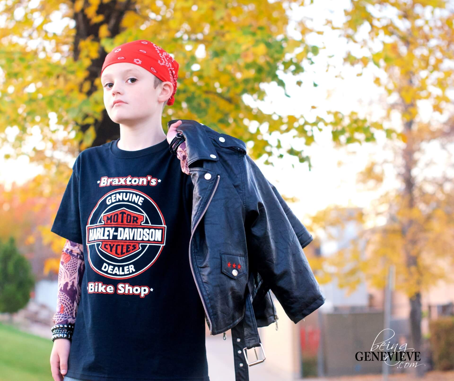 Genuine Harley Davidson Dealer
