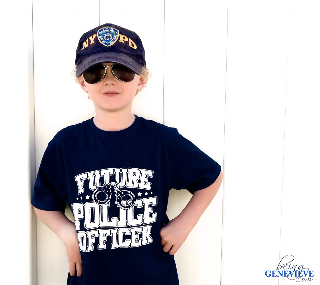 Future Police Officer