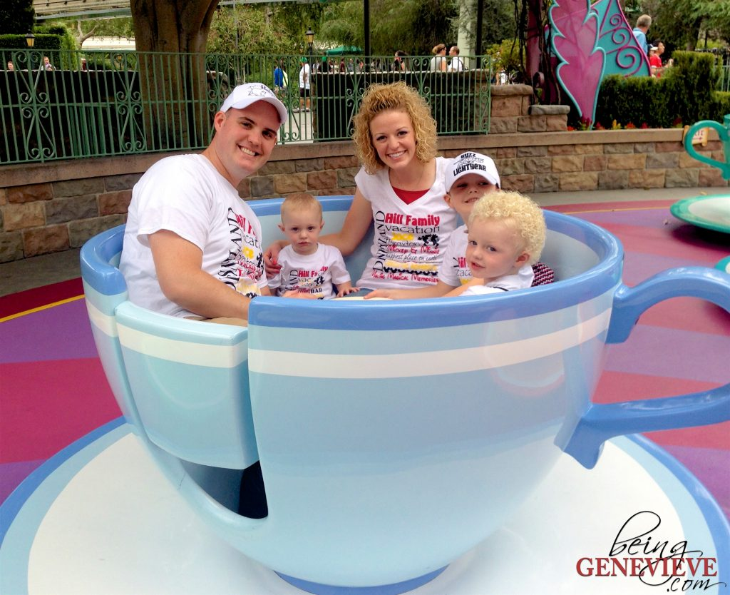 Disneyland for Young Families