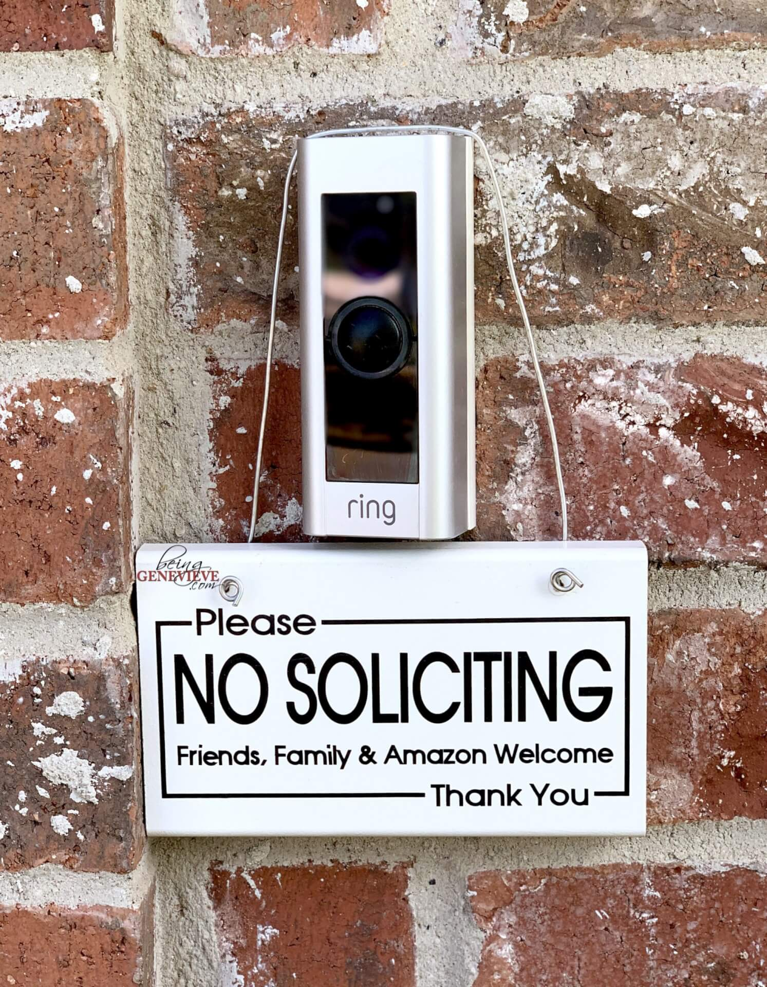 Please No Soliciting