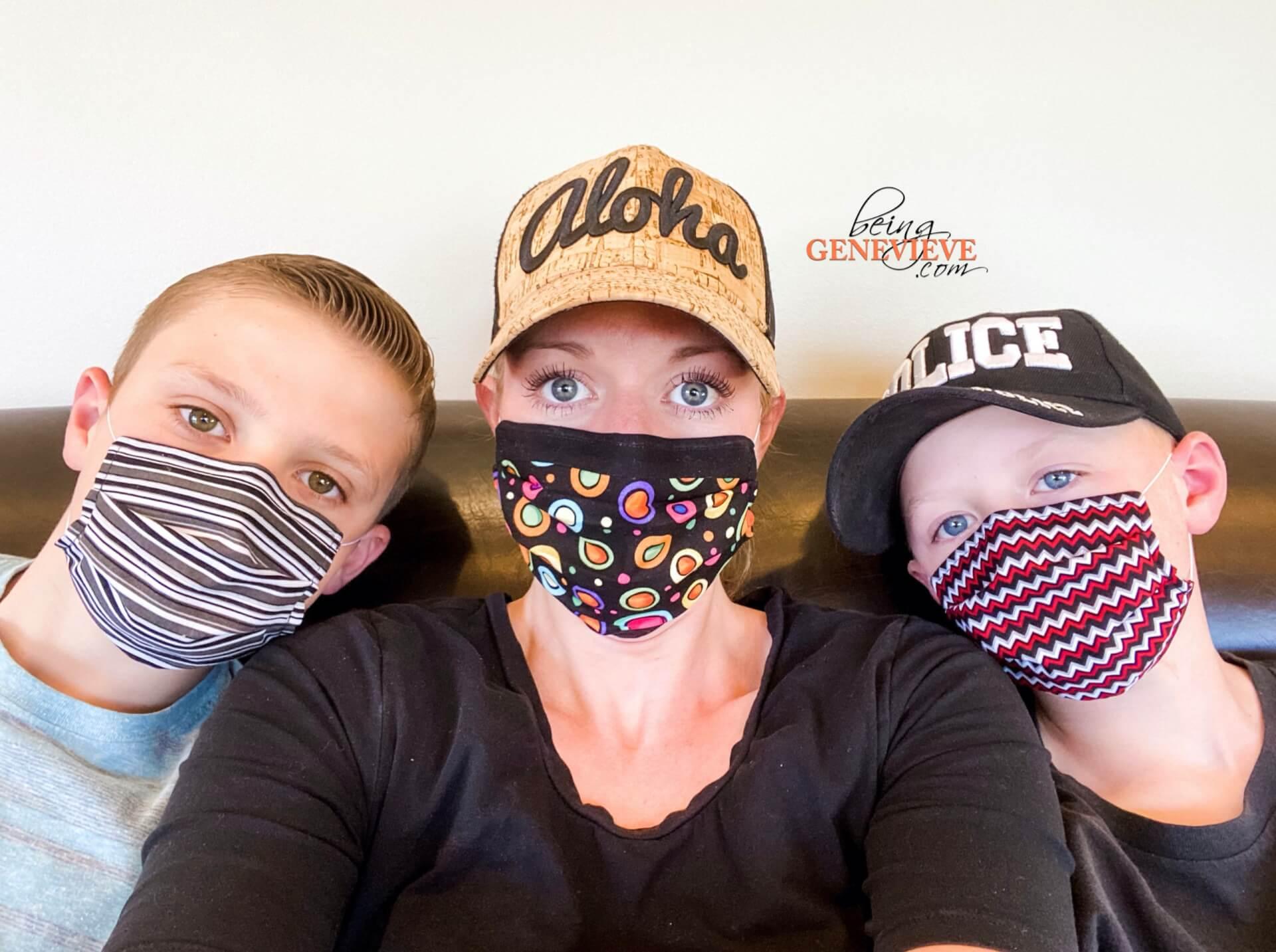 Family Masks
