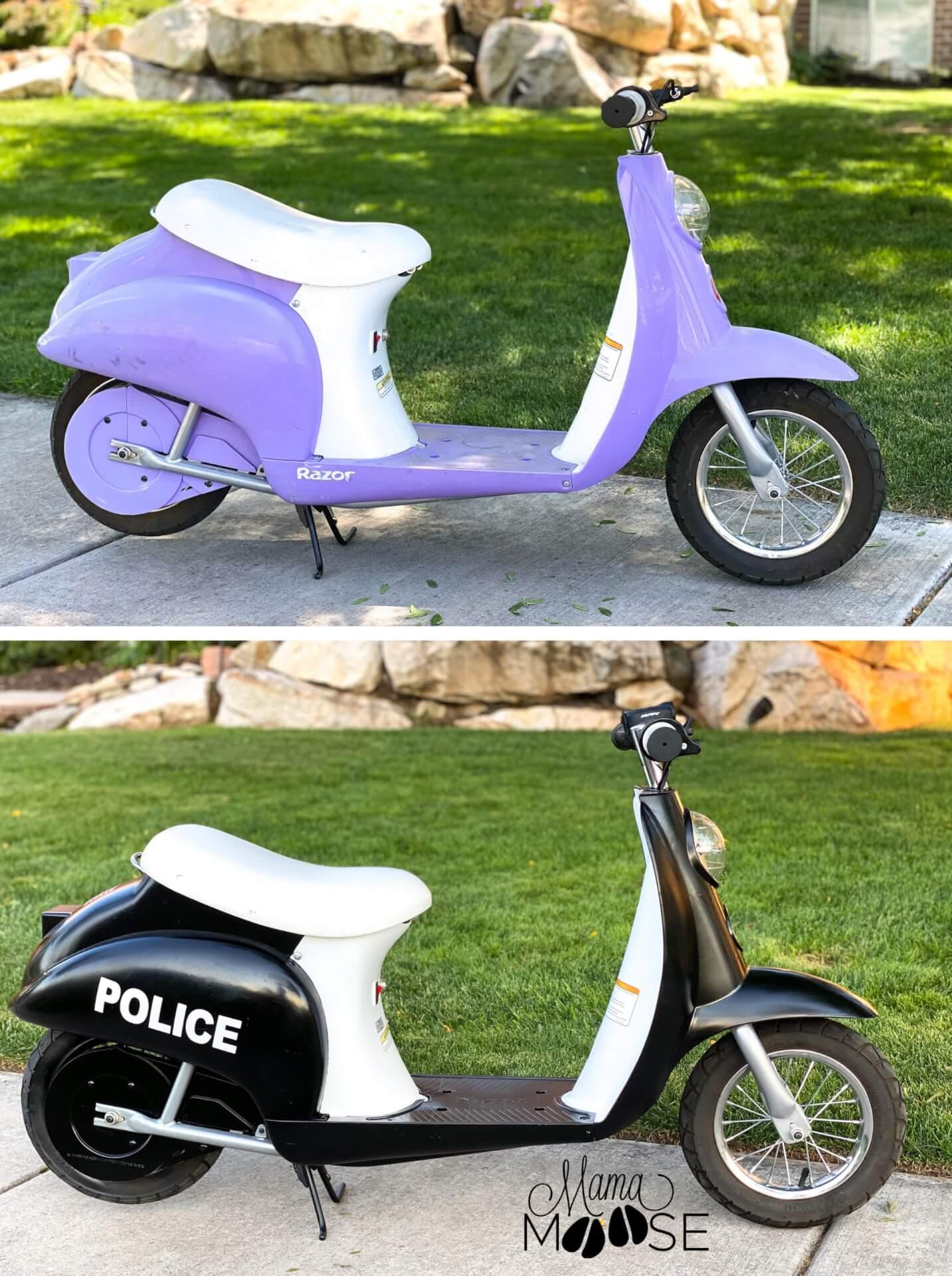 Garage Sale Scooter