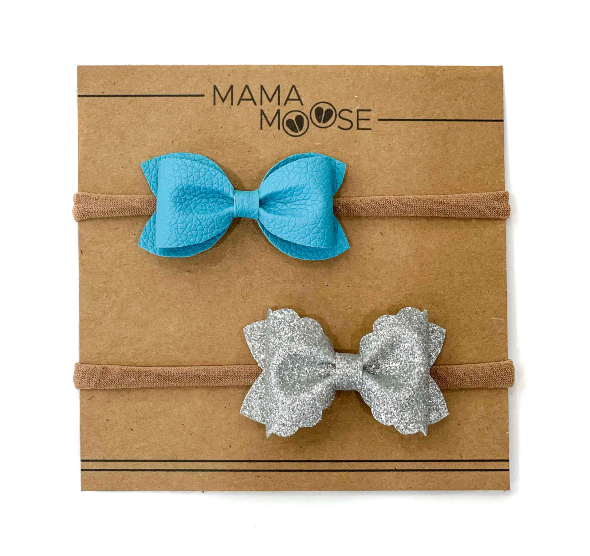 Scalloped Pinched Bow Set