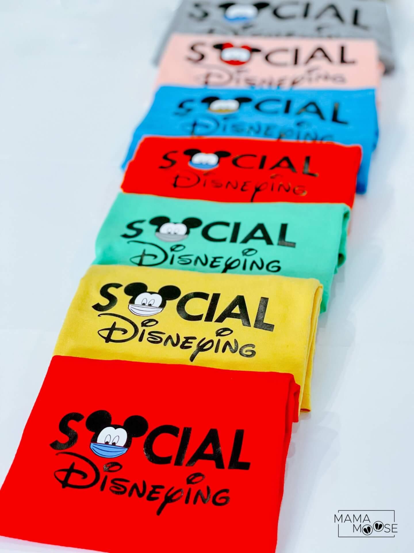 Social Disneying